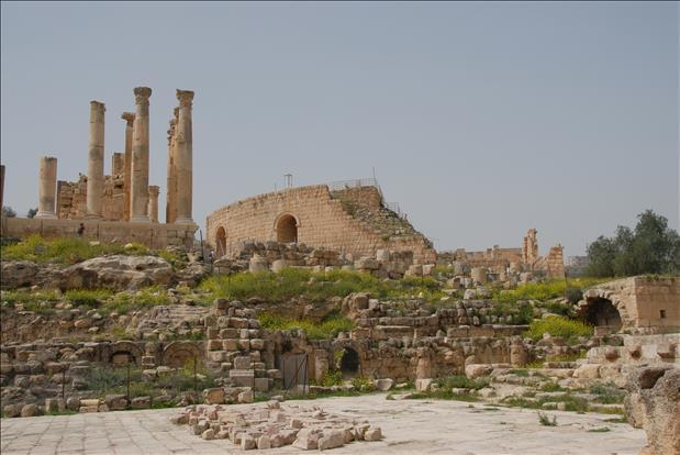 jordan-sightseeing-jerash-04