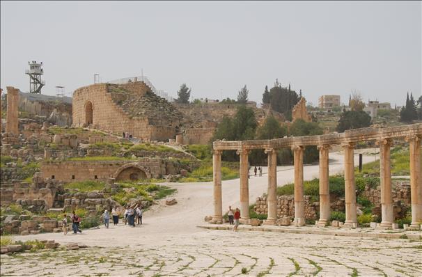 jordan-sightseeing-jerash-30