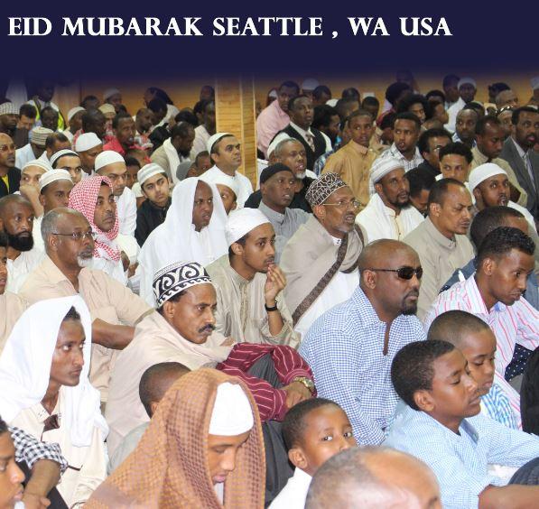Islam in Seattle Washington USA