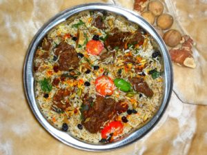 briyani rice india recipe culture