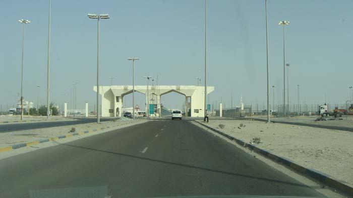 saudi abu dhabi uae road trip