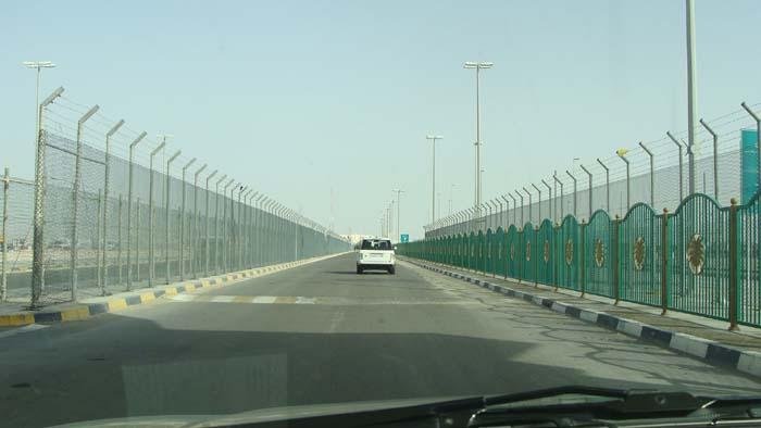 saudi dubai uae road trip