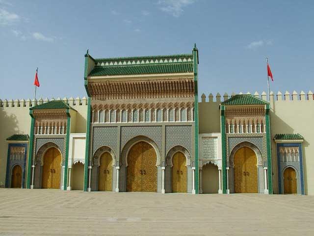 City Court, Fez, Morocco