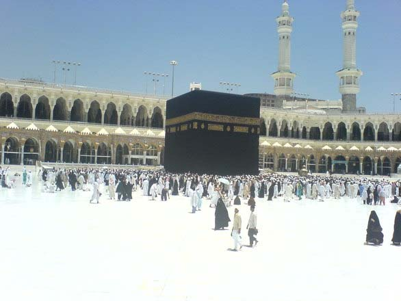 Makkah, Saudi-Arabia is the holiest and noblest place for worldwide Muslims.