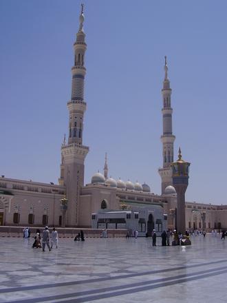 Madinah Mosque, Saudi Arabia