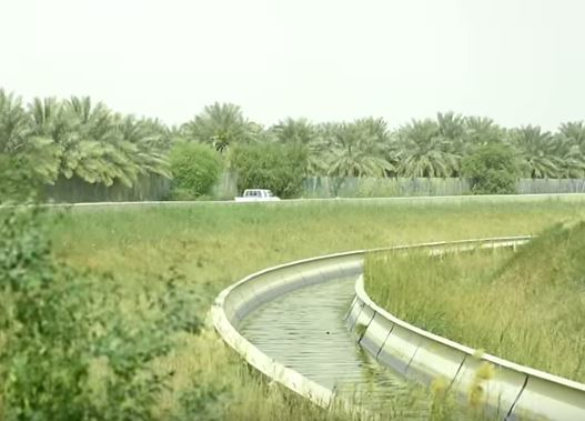 Sughtseeing in the Oasis of Hofuf