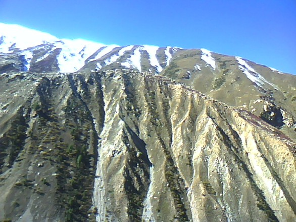 Naran Moutains Pakistan