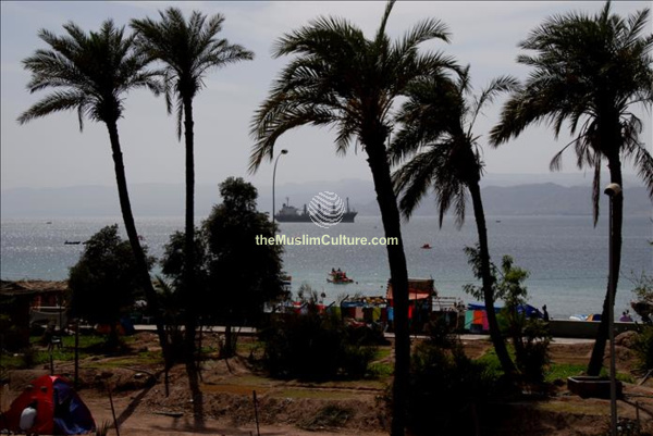 tourism in Gulf of Aqaba Jordan