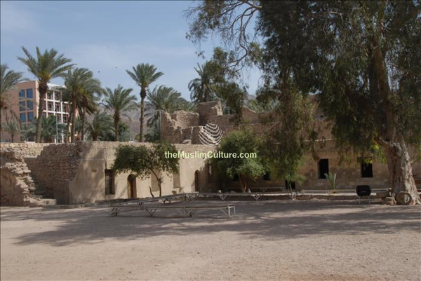 historical sites in aqaba jordan