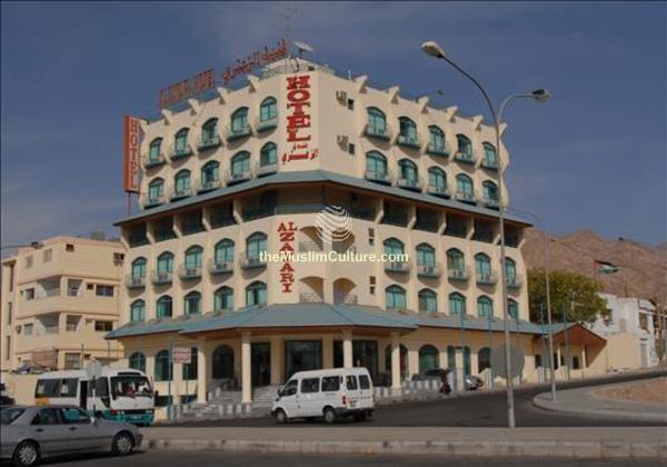 hotel in Aqaba Jordan